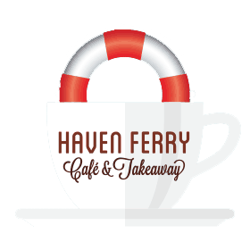 Haven ferry cafe