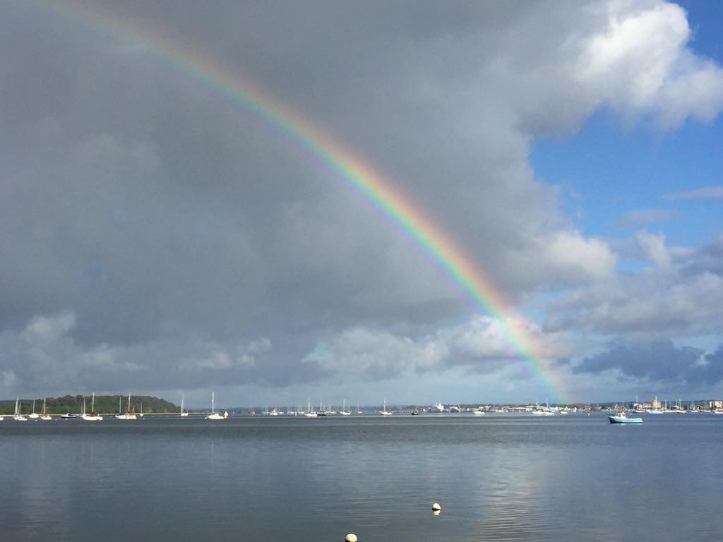 Sandbanks Rainbow